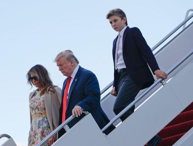 رییس جمهور ایالات متحده، دونالد ترامپ، و بانوی اول، ملانیا ترامپ، یکی از استرس زاترین زندگی های زناشویی در دنیای سیاست را تجربه می کنند