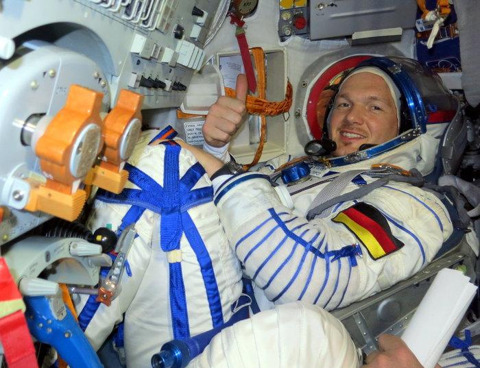 دستشویی کردن در سفرهای فضایی