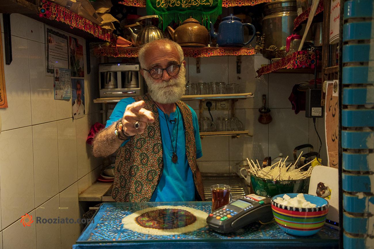 آیا میدانید کوچکترین قهوهخانه ایران کجاست؟ قهوه خانه حاج علی درویش