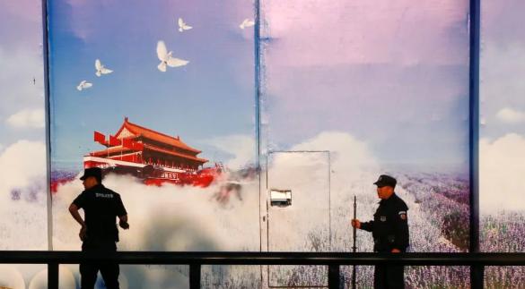 اپلیکیشن جاسوسی در چین