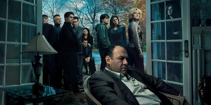 بهترین سریال های تلویزیونی تاریخ