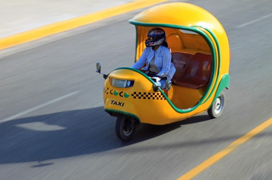 روش های منحصربفرد حمل و نقل