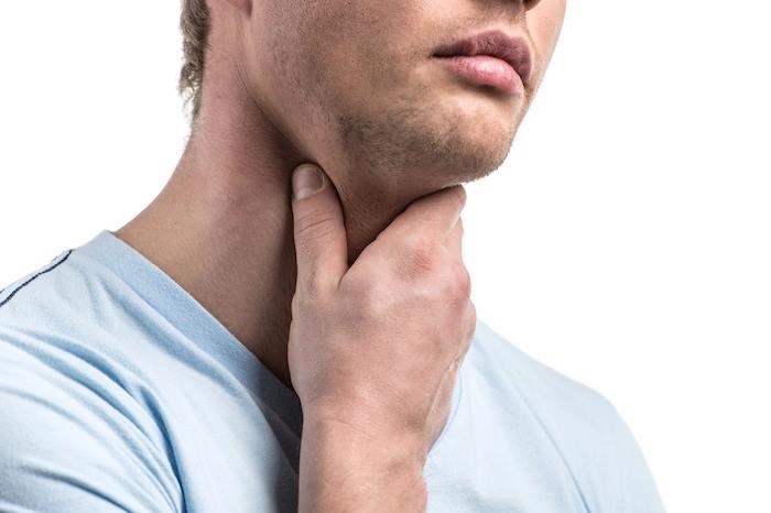 بیماری های دهان و حلق