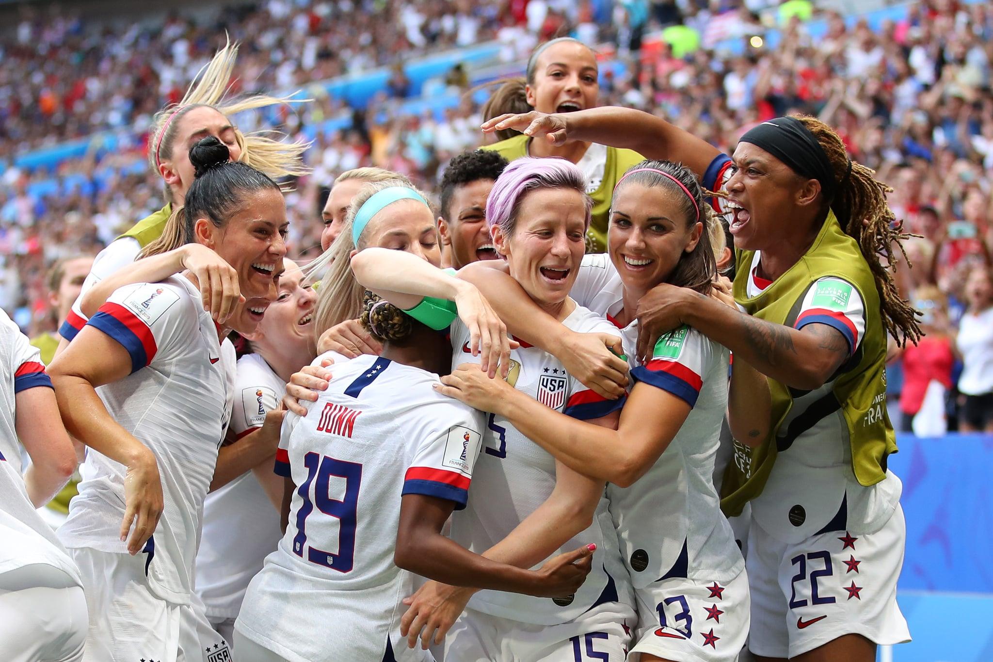 تیم ملی فوتبال زنان ایالات متحده در جام جهانی 2019