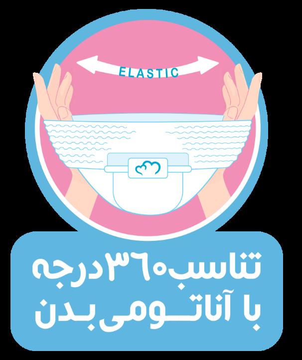 اولین پوشک شورتی پول-آپ در ایران توسط برند مایبیبی تولید شد