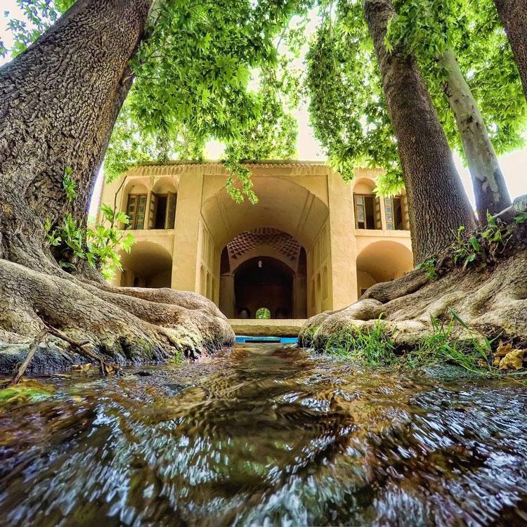باغ پهلوان پور-مکانهای دیدنی یزد تا به حال اسمش را نشنیده اید