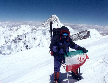 کوهنوردان ایرانی که در کوهستان جان باختهاند