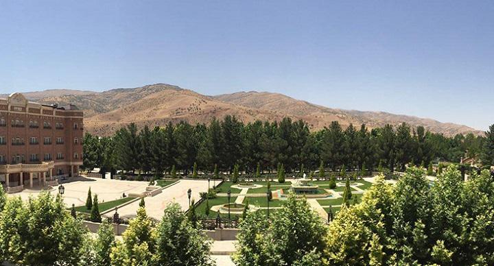 روستای گره بان در کرمانشاه