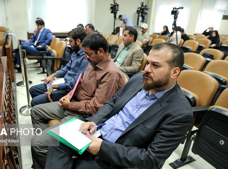 عمار صالحی، فرزند فرمانده سابق ارتش، به اخلال در نظام اقتصادی کشور متهم شد