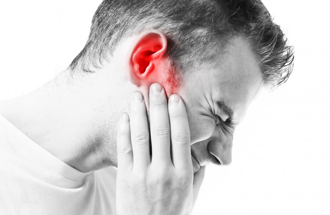 درد گوش و عفونت گوش