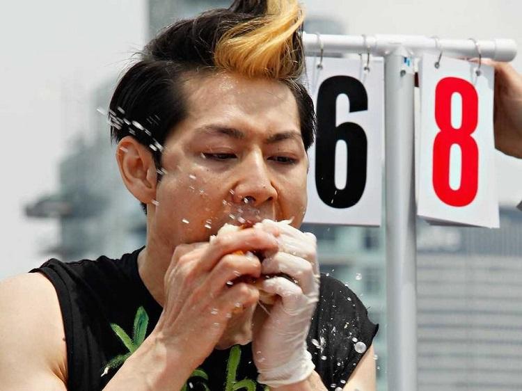 رکوردهای غذایی گینس