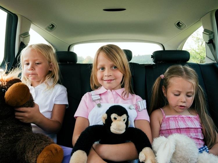 امن ترین صندلی وسایل نقلیه
