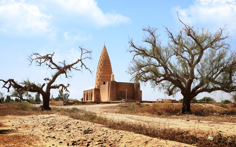 آرامگاه «یعقوب لیث صفاری»