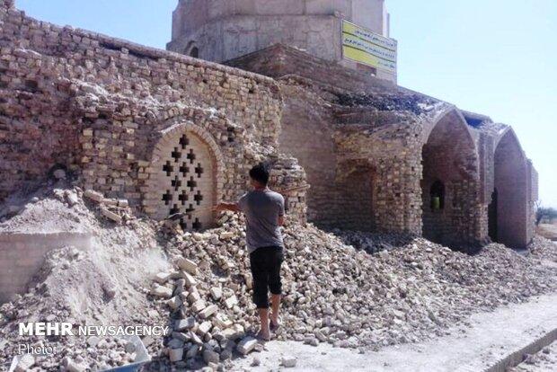 آرامگاه «یعقوب لیث صفاری» تخریب شد