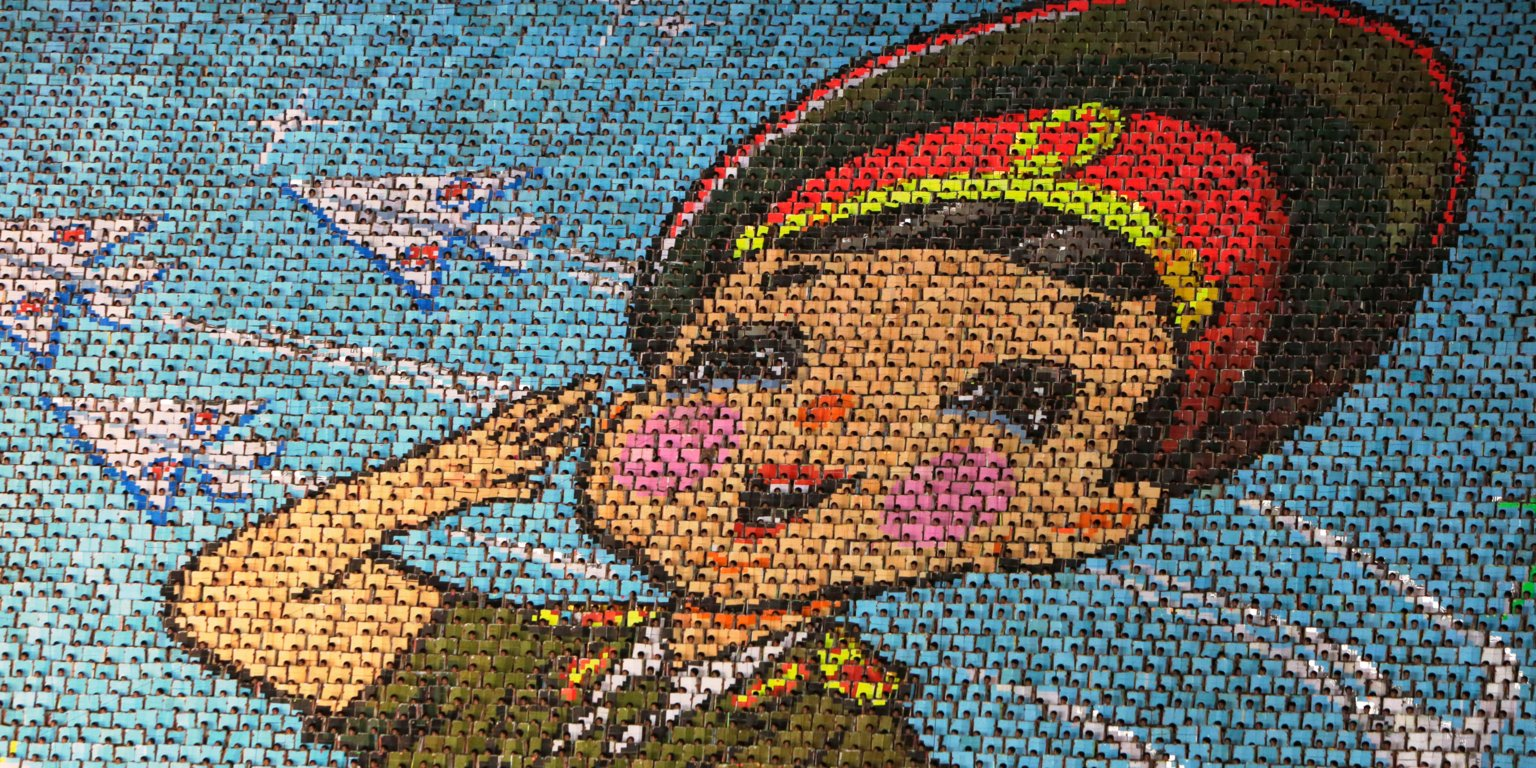 شستشوی مغزی کودکان کره شمالی برای خدمت سربازی در ارتش بزرگ کیم جونگ اون