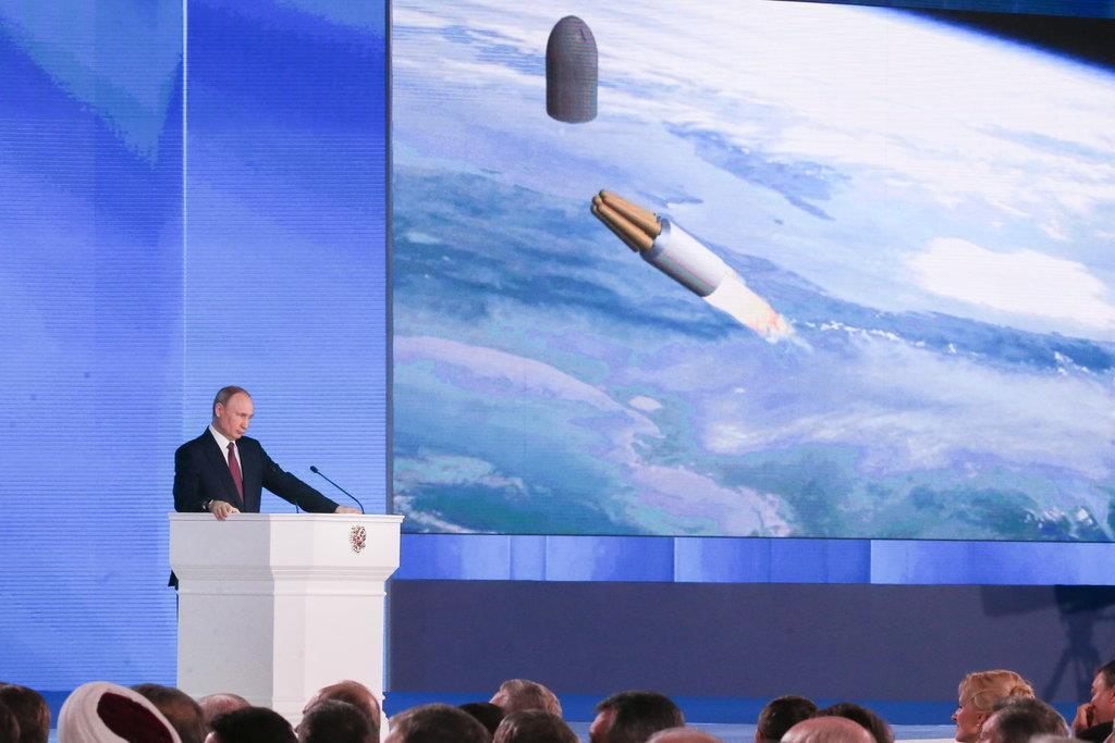تازه ترین آزمایش هسته ای روسیه در مورد سلاح موسوم به Burevestnik باشد که در غرب با نام موشک بالستیک Skyfall شناخته می شود