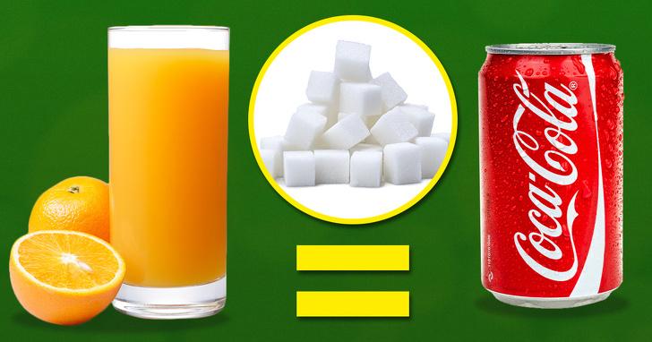 مواد غذایی به ظاهر مفید اما مضر
