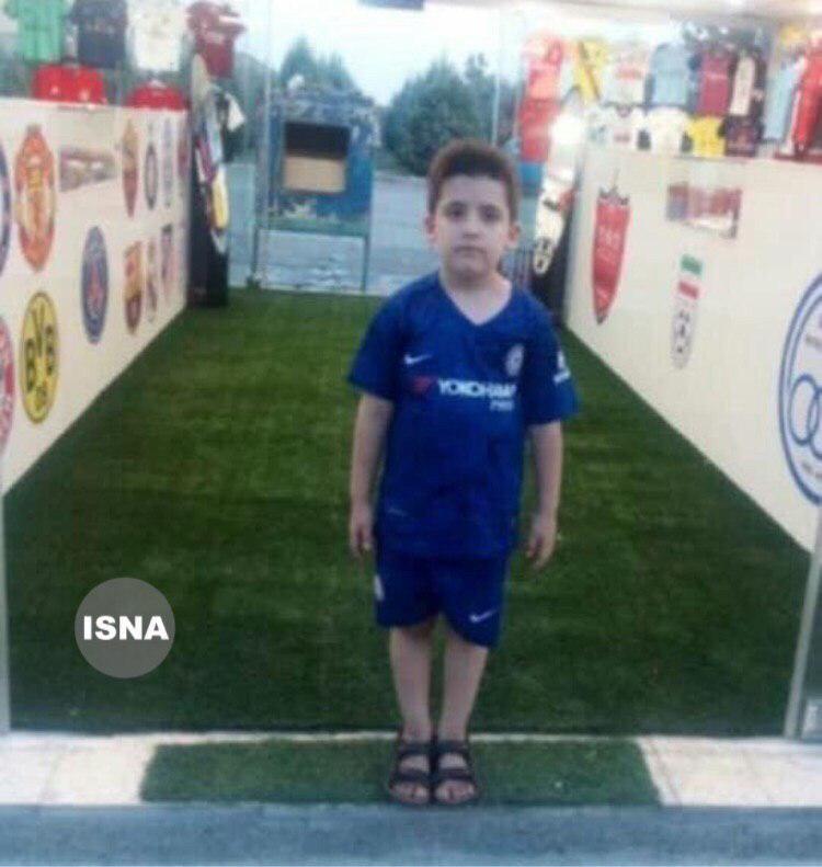 درگذشت پسر بچه 8 ساله در ورزشگاه آزادی