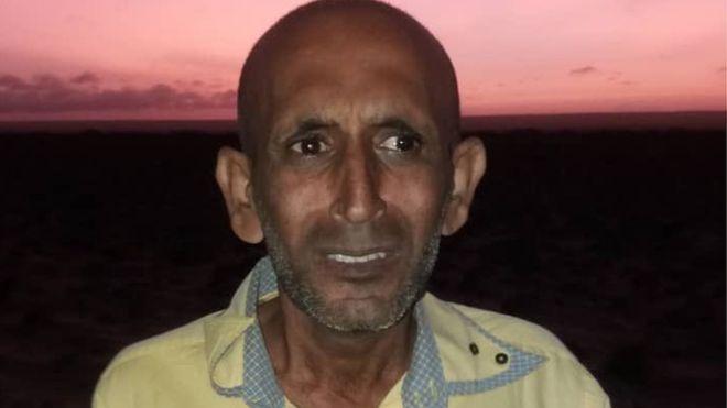 ملوان ایرانی آزاده شده / محمد شریف پناهنده