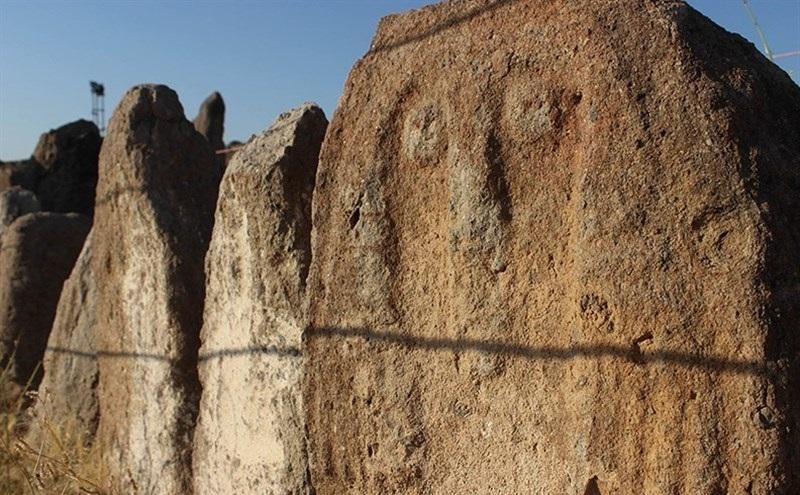 گورستان انسانهای بیدهان مشکین شهر / گورستان یئری