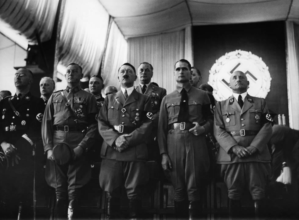 آدولف هیتلر فکر می کرد که در پایان جنگ جهانی دوم برنده میدان خواهد بود. نازی ها نه تنها برای دوران جنگ برنامه ریزی داشتند بلکه برای یک نظم جدید جهانی پس از پایان جنگ نیز برنامه ریزی دقیقی کرده بودند.