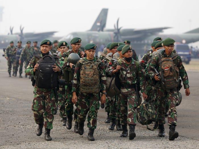 قوی ترین ارتش های جهان در سال 2019