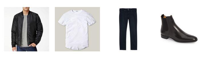 ست لباس مردانه در پاییز 98