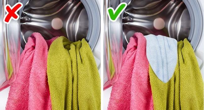 ترفندهای استفاده از ماشین لباسشویی