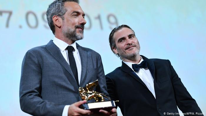 «جوکر» جایزه شیر طلایی جشنواره فیلم ونیز را برد