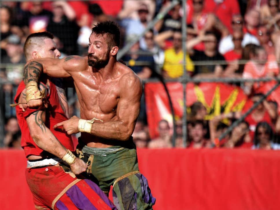 خشن ترین و خونین ترین ورزش های رزمی مدرن؛ از «کالچیو استوریکو» تا «لثوی»