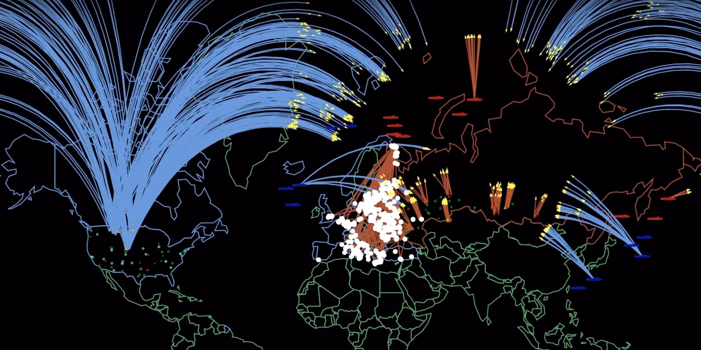 یک مدل شبیه سازی شده که توسط محققان مرکز علوم و امنیت جهانی دانشگاه پرینستون تهیه شده، نشان می دهد که چگونه استفاده از یک سلاح هسته ای به اصطلاح تاکتیکال یا با قدرت انفجار پایین می تواند به یک کشمکش ترسناک در مقیاس بین المللی تبدیل شود.
