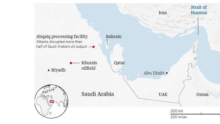 در روزهای اخیر حمله پهپادی به تاسیسات نفتی عربستان و به ویژه تاسیسات غول نفتی آرامکو سعودی (Aramco) باعث ایجاد آشفتگی بی سابقه در بازار نفت شده است.