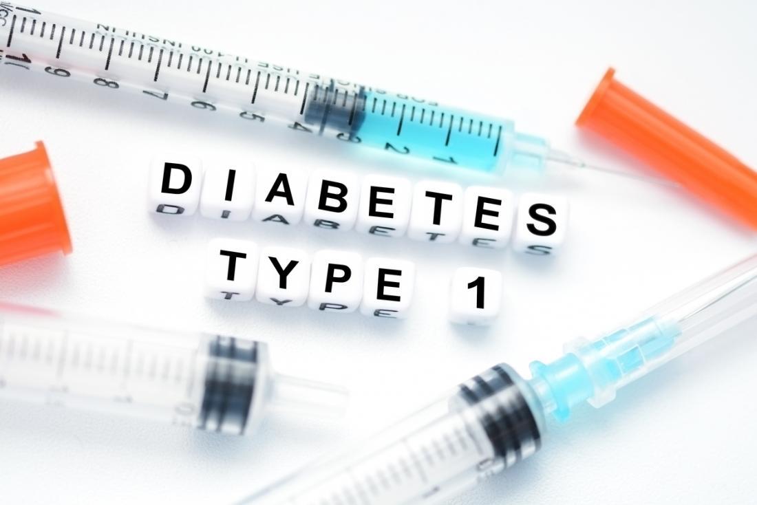 ام اس و دیابت نوع 1
