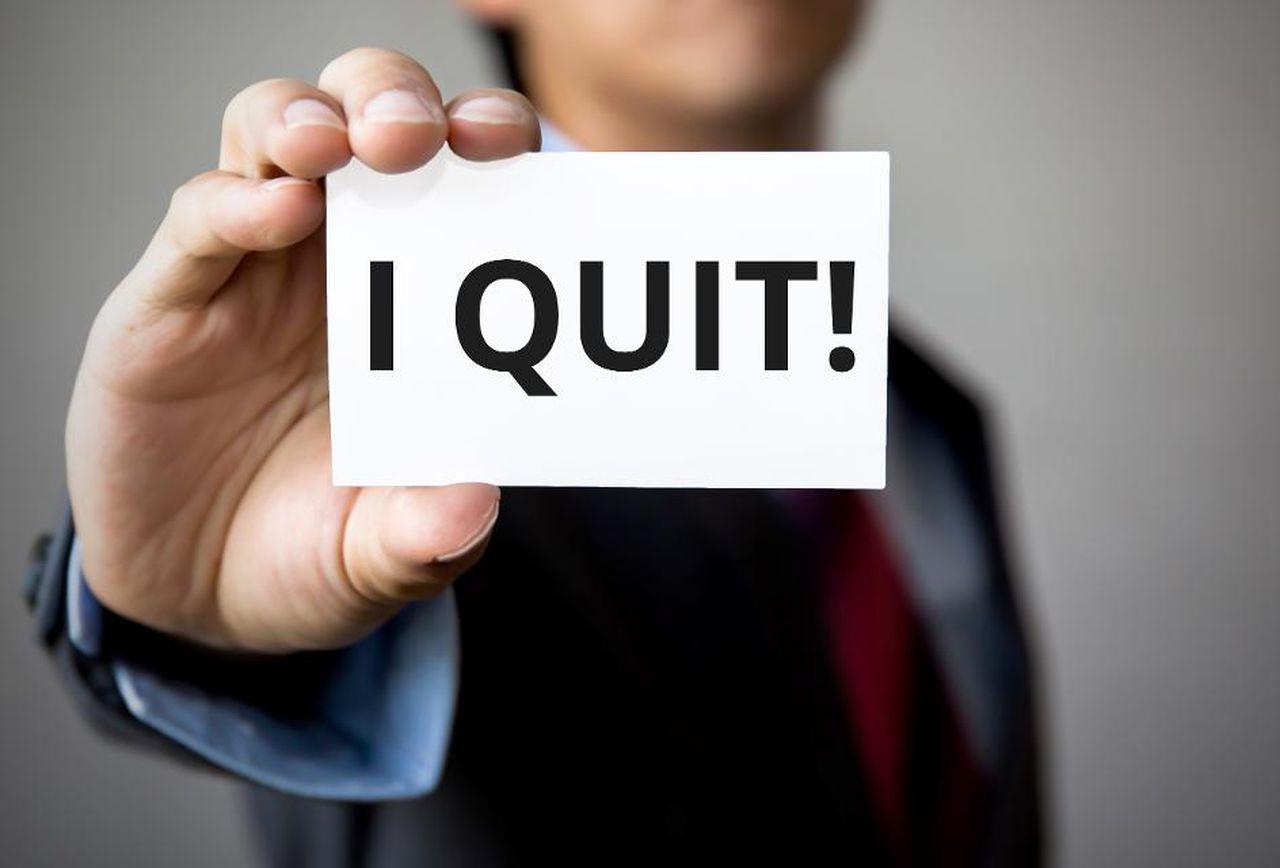 چگونه استعفا دهیم