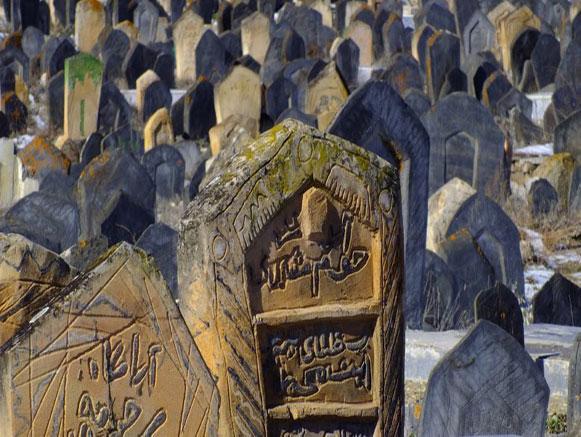 گورستان سفید چاه یا قبرستان سپید