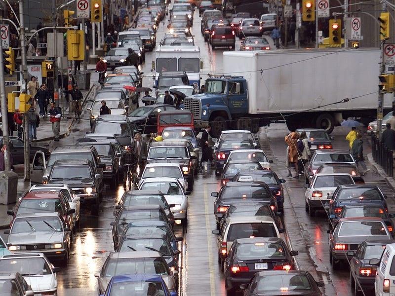پر ترافیک ترین شهرهای دنیا