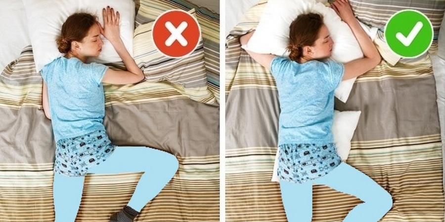 چطور بدون صدمه زدن به سلامتی خود به حالت مورد علاقه مان بخوابیم؟