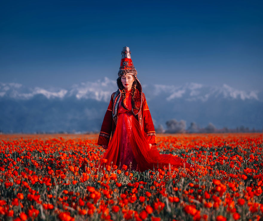 عکسهای بسیار جذاب از زنان و لباسهایشان