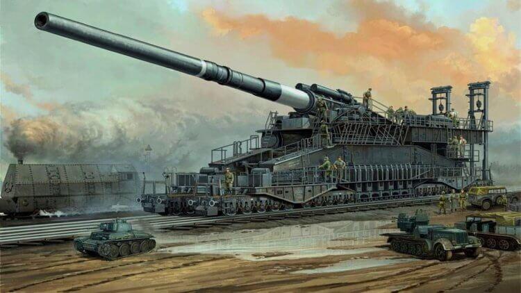 ارتش ایالات متحده ادعا می کند در حال ساخت یک توپ با برد بیش از 1.000 مایل است که با اختلاف زیادی قوی ترین سیستم توپخانه ای تاریخ خواهد بود.