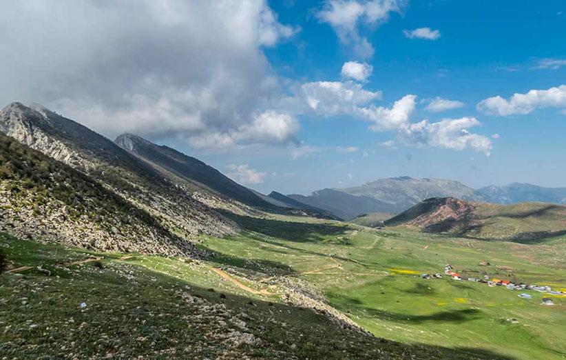 آیا میدانید شگفت انگیزترین مرز ایران کجاست؟