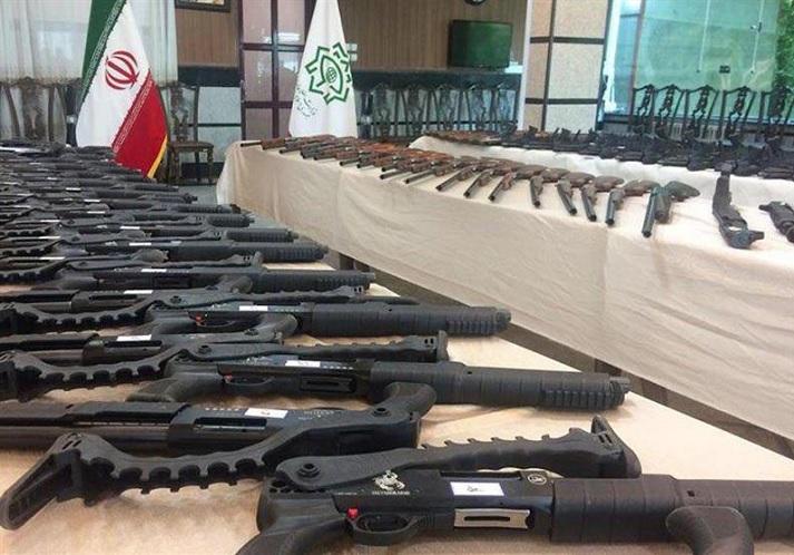 جزییات جدید از ورود و کشف صدها اسلحه «شات گان» در ایران [ویدیو]