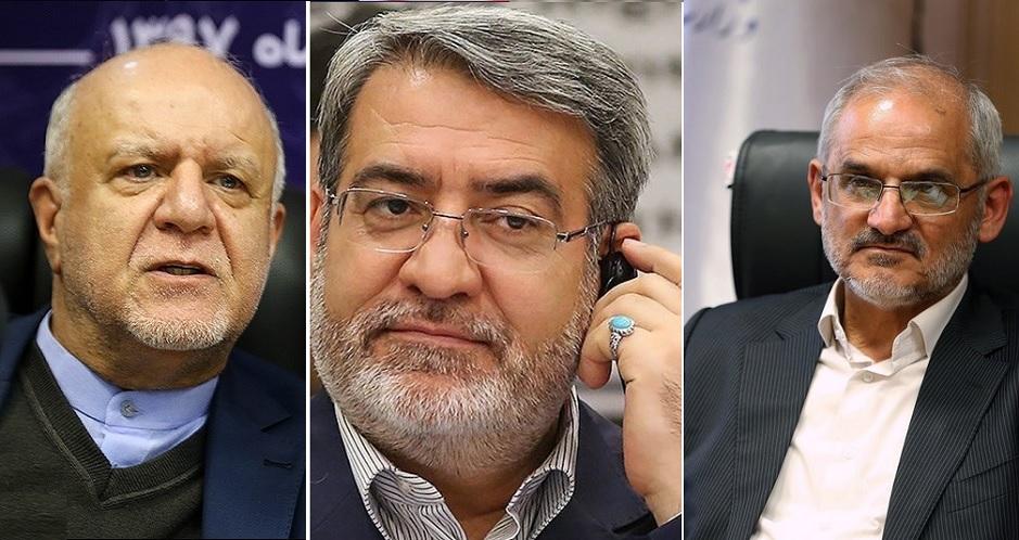 آغاز انتقام مجلس از دولت: استیضاح ۳ وزیر «روحانی» کلید خورد