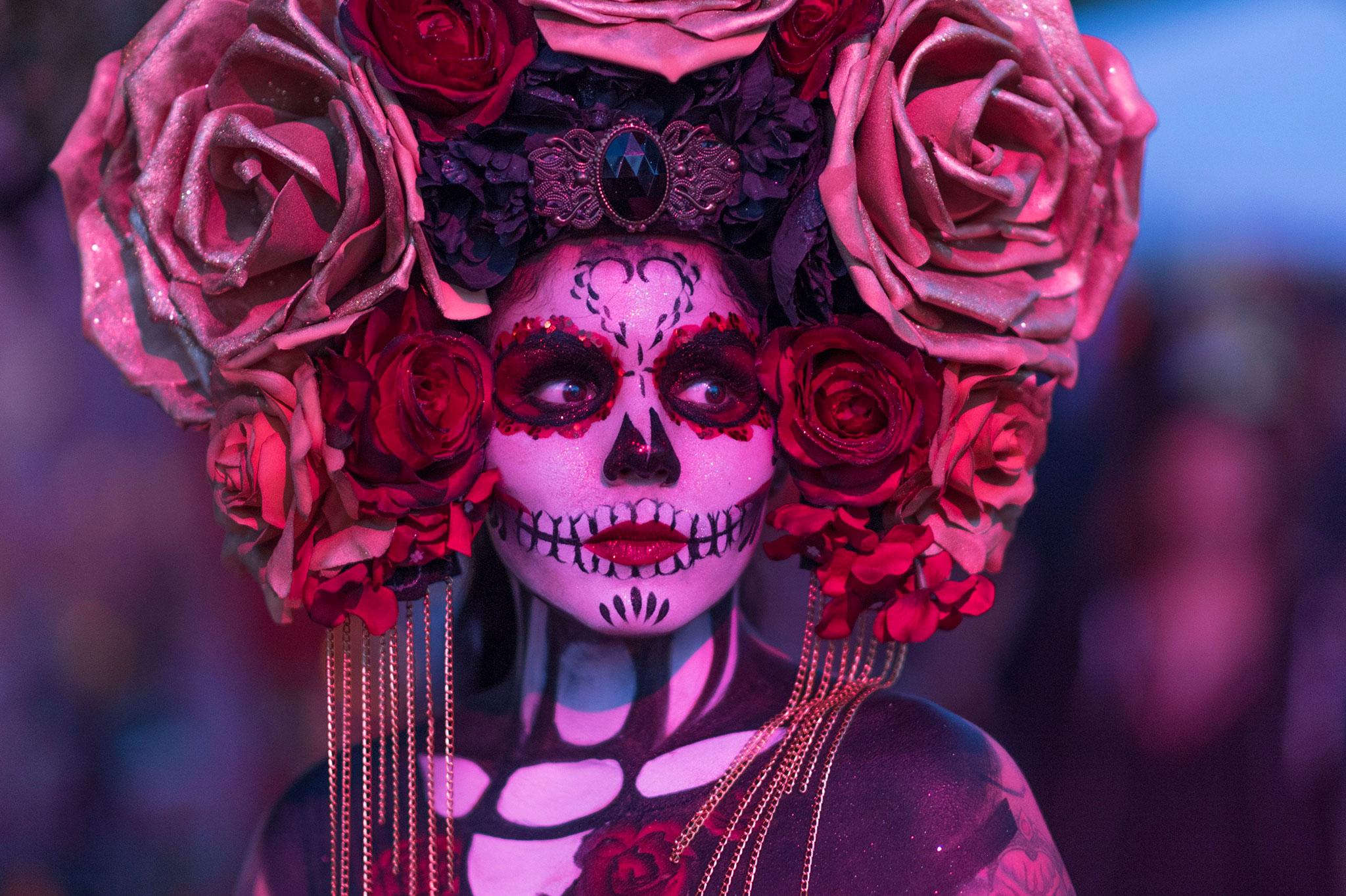 روز مردگان در مکزیک؛ جشنی برای بازگشت مردهها به زمین