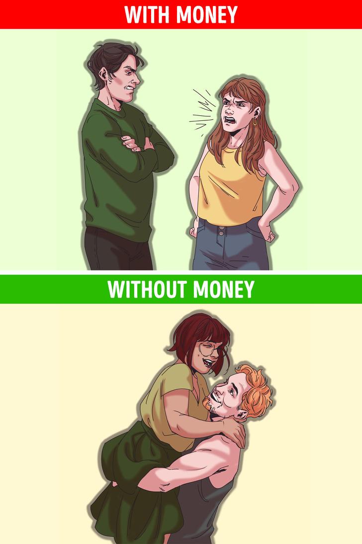 دنیای بدون پول