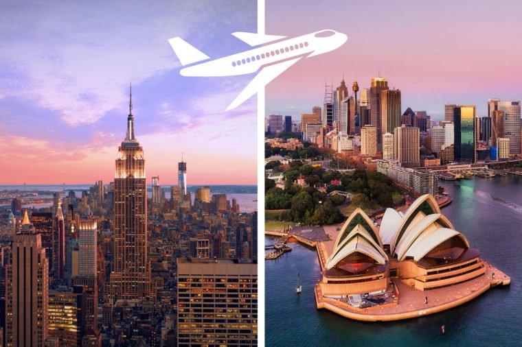 طولانی ترین پروازهای یکسره دنیا