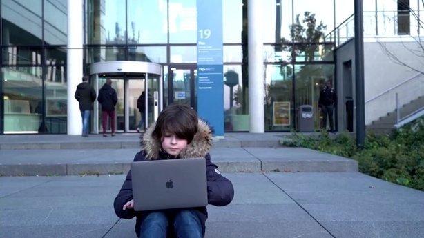پسر 9 ساله بلژیکی با ضریب هوشی 145