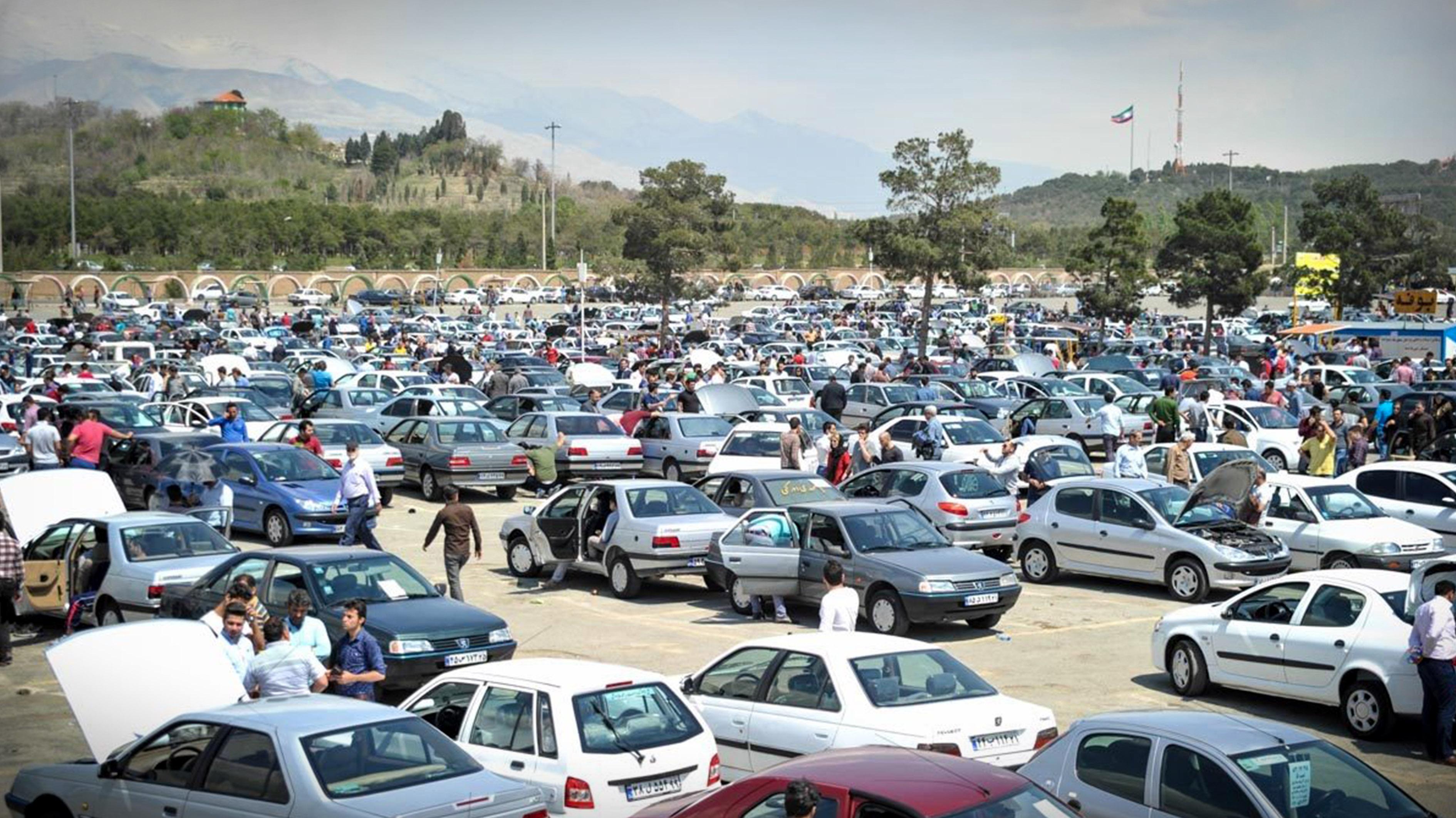 ناجی بازار خودرو کیست؟