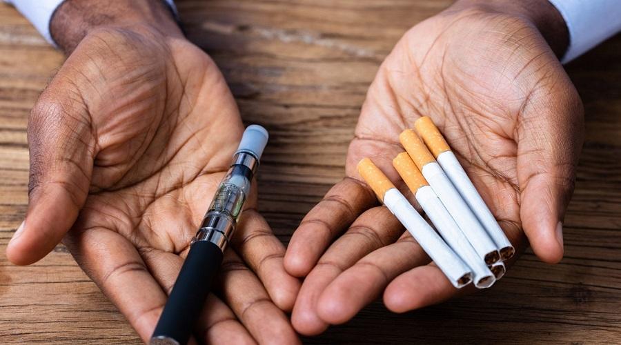 ویپ برای قلب شما سالمتراست یا سیگار؟