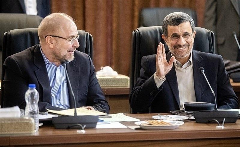 آغازهفته شگفتیها: از انصراف لاریجانی تا بازگشت «محمود» و «قالیباف»