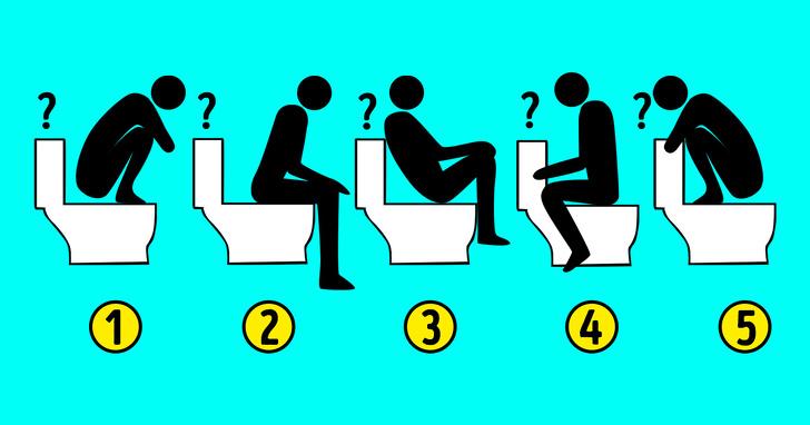 روش استفاده از توالت فرنگی